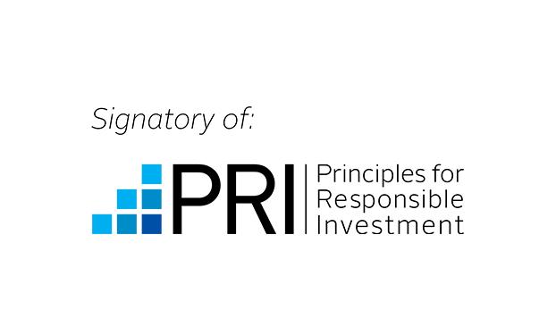 Signatory of UNPRI logo